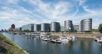 Bild des Duisburger Innenhafens (Foto:WDR)