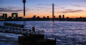 Skyline von Düsseldorf (Foto: imago)