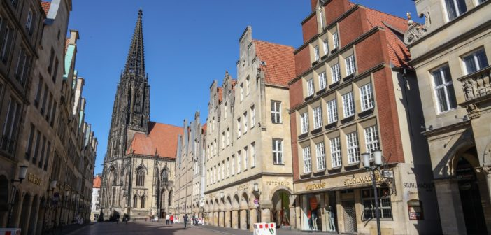 Markt in Münster (Foto: WDR)