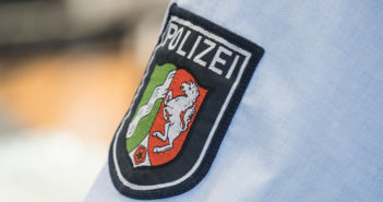 Polizei Nordrhein-Westfalen Logo (Foto: dpa)