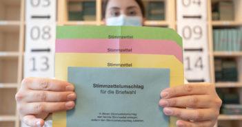 Kommunalwahl in NRW (Foto: dpa)