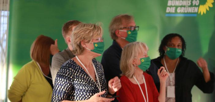 Kommunalwahlparty der Dortmunder Grünen (Foto: imago)